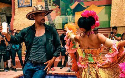 Se ROBARON los 100 millones que donó Will Smith en  Cartagena
