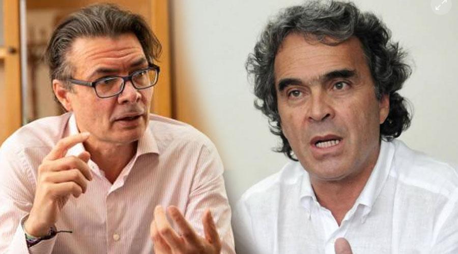 FAJARDO LE HACE EL QUITE A ALEJANDRO GAVIRIA