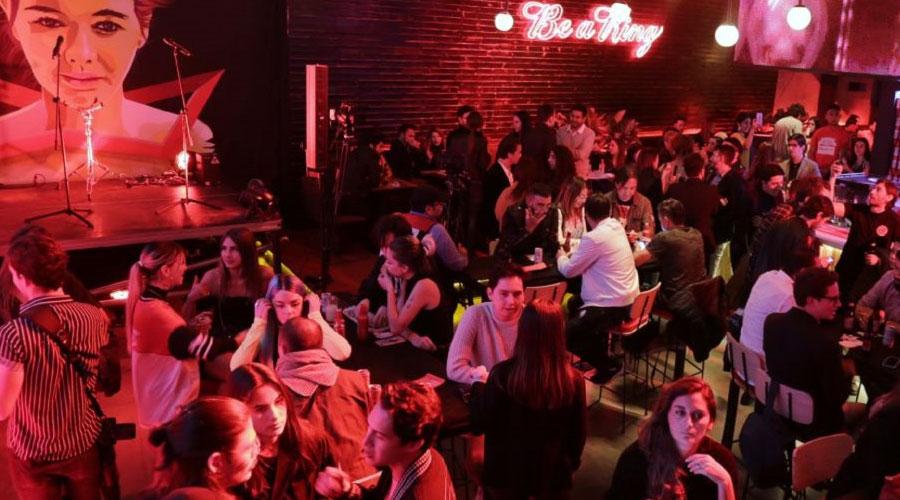 Salvavidas para Discotecas y Restaurantes