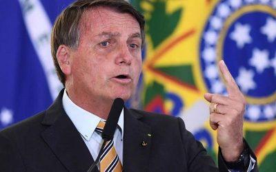 Bolsonaro RETA a la Oposición