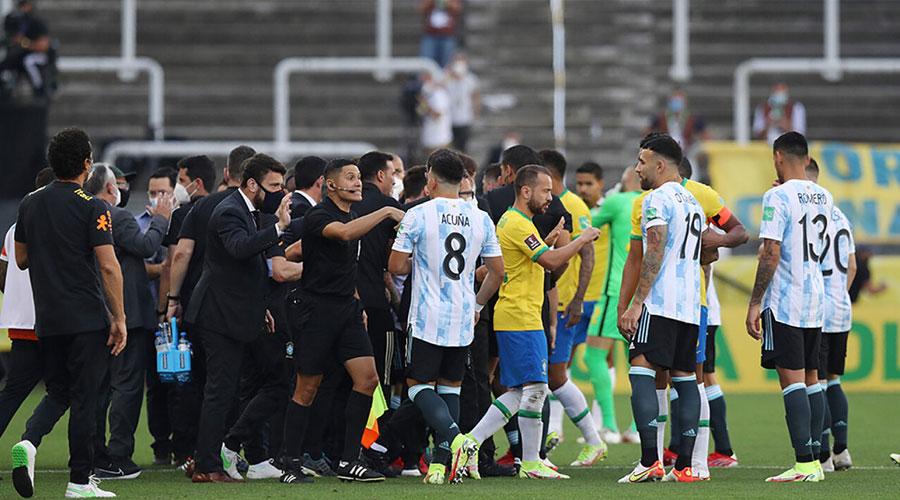 En Mayo se repite el juego de Brasil vs Argentina