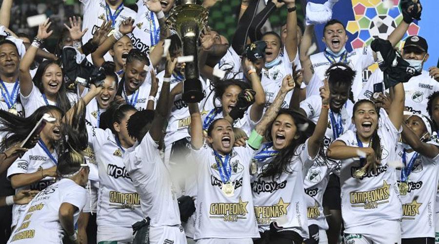 La Copa Femenina con  Sabor a Azúcar