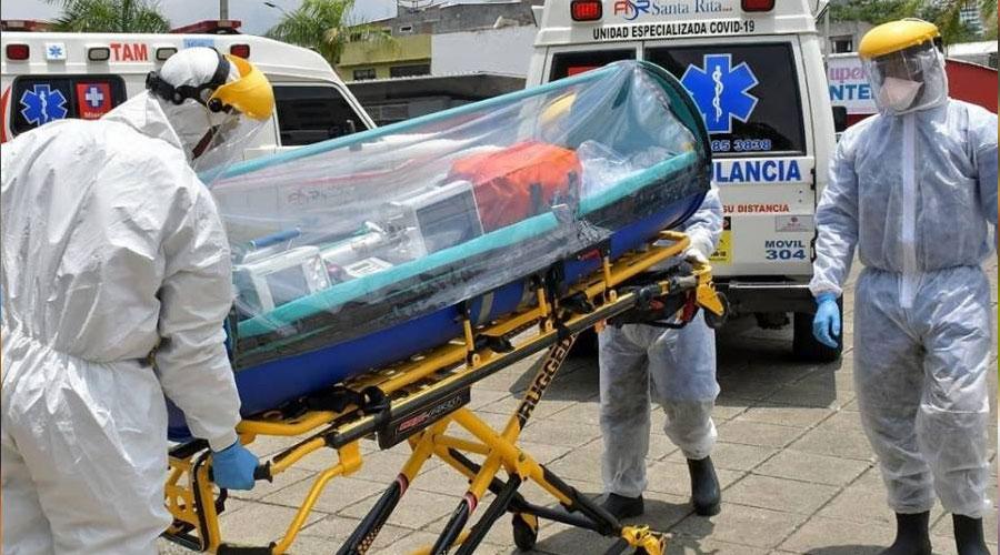 35 MUERTES Y 1.813 NUEVOS CONTAGIOS EN COLOMBIA