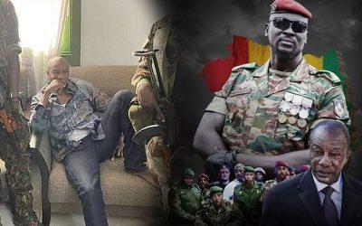 Golpe de Estado al Presidente Alpha Condé