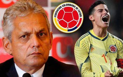 La Diplomacia de Reinaldo Rueda con James