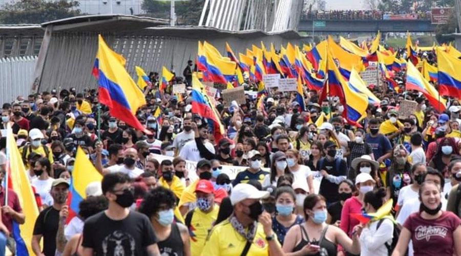 Hoy las Marchas de Protesta se toman al país