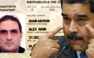 Maduro busca salvar a Álex Saab