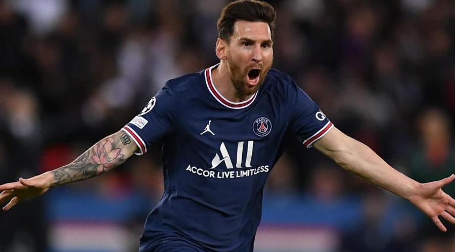 Messi hace de las suyas, otra vez
