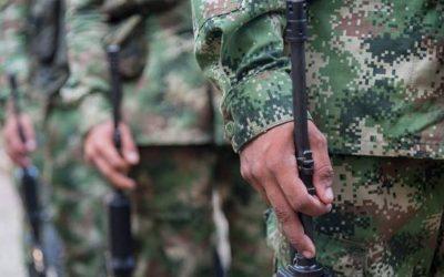 2 Militares capturados por HURTO en Bogotá