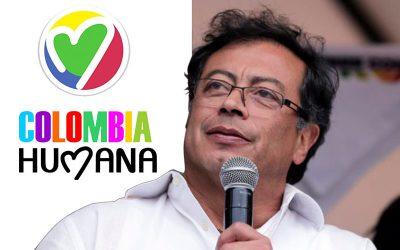 Ganó La COLOMBIA HUMANA de Petro