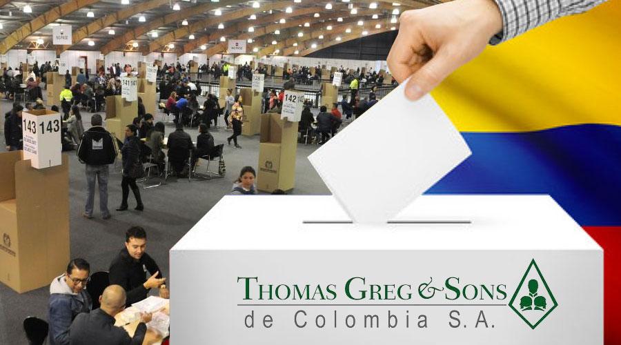 Otra vez THOMAS GREG & SONS tendrá a cargo las elecciones