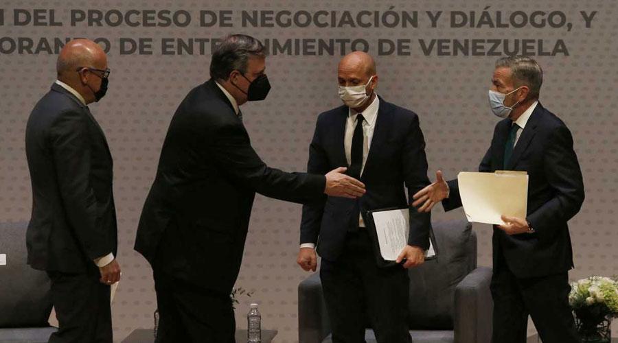INICIA LA TERCERA RONDA DE NEGOCIACIONES ENTRE MADURO Y LA OPOSICIÓN