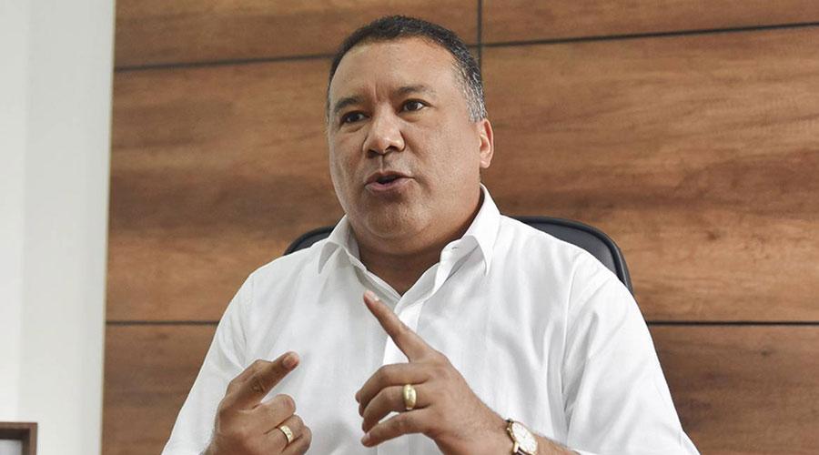 Capturan al gobernador de Arauca
