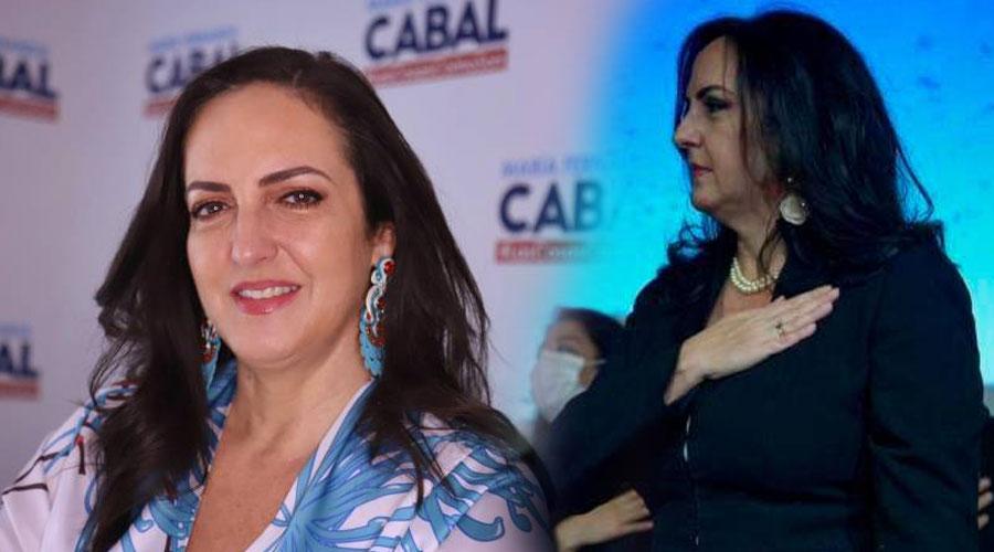 María Fernanda Cabal insiste en la Presidencia