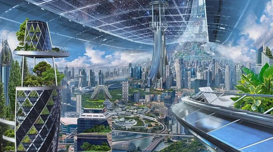 Jeff Bezos y su proyecto de colonia en el espacio
