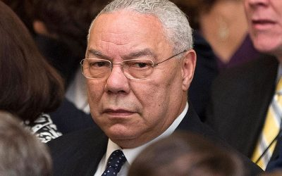 Murió Colin Powell por Coronavirus