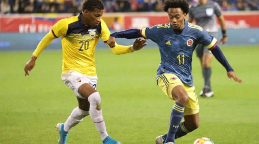 TRIUNFO CON ECUADOR NOS PONE EN CATAR 2022