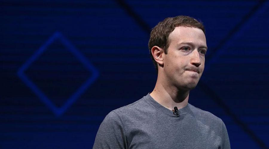 Sin Ninguna explicación Mark Zuckerberg ofrece disculpas