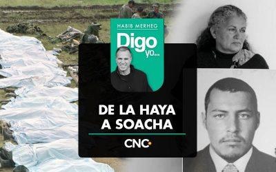 DE LA HAYA A SOACHA