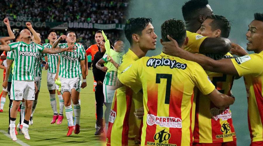 Pereira vs Nacional la final más esperada en eje cafetero