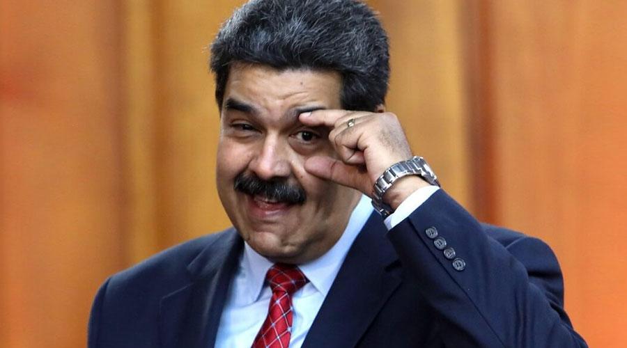 """""""COLOMBIANOS, VENID A NOSOTROS CON VUESTRAS INVERSIONES"""" NICOLÁS MADURO"""