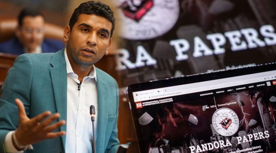 Debate de Control Político por 'Pandora's Papers'