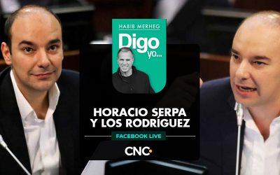 HORACIO SERPA Y LOS RODRÍGUEZ